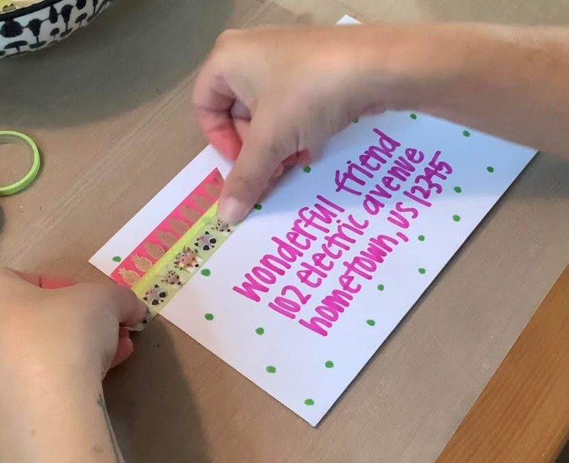 How to Make the Envelope as Much Fun as the Birthday Card