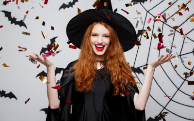 Weekend Confetti Vol. 41 The Halloween Edition